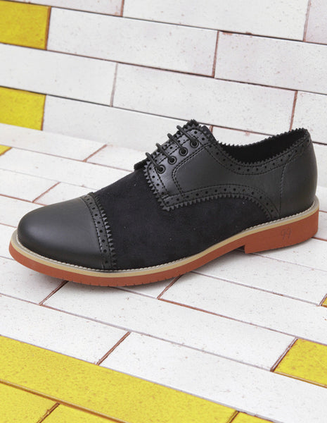 Dean black shoe | GOOD GUYS