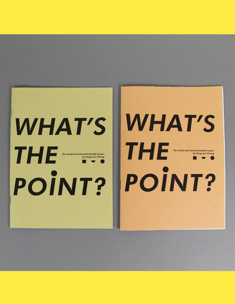 What's The Point? | FANGJUI CHANG