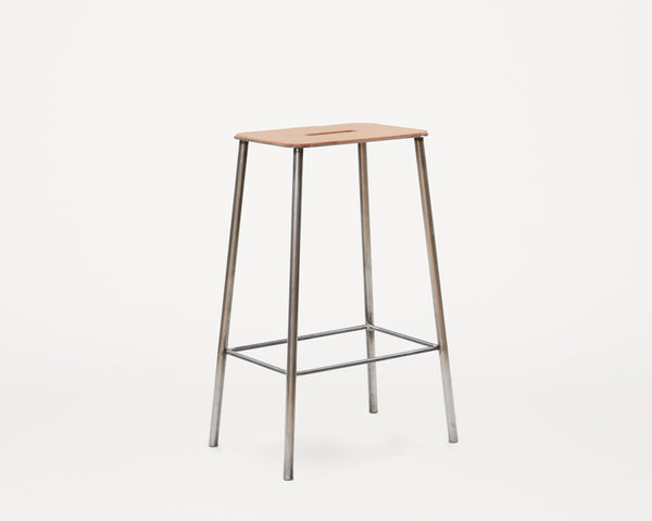 Adam Stool Leather | FRAMA COLLECTION