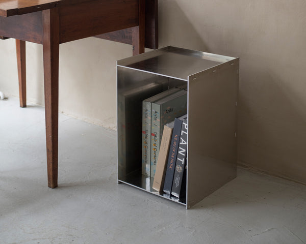 Rivet Box Table | FRAMA COLLECTION