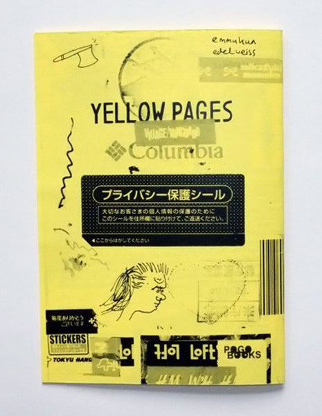 JOHAN KLEINJAN | The Yellow Pages