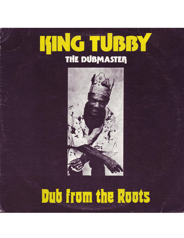 KING TUBBY - Dub From The Roots (LP / Vinyl)