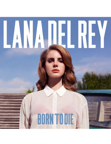 LANA DEL REY - Born To Die (LP / Vinyl)