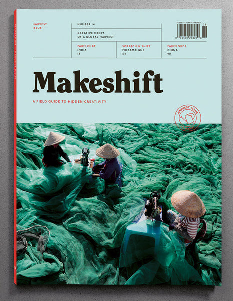 Makeshift | issue 14 HARVEST