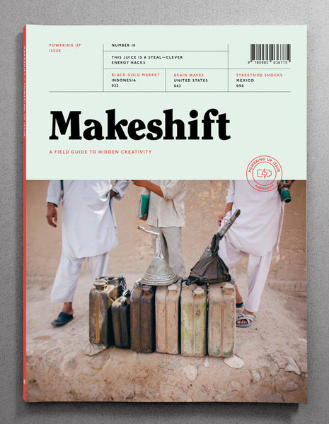 Makeshift | SUBSCRIPTION YEAR 2016