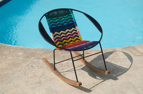Rocking Chair Azaradora | TUCURINCA