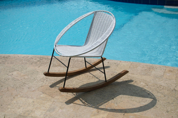 Rocking Chair Clasica  | TUCURINCA