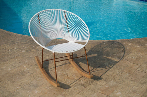 Rocking Chair Real | TUCURINCA