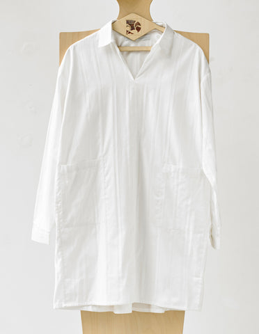 Boyfriend Shirt Dress | mono.gramm