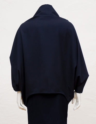Draped Jacket | mono.gramm