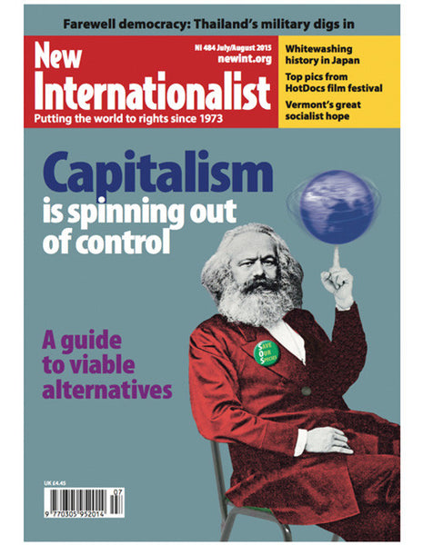 New Internationalist | MONTHLY SUBSCRIPTION YEAR 2016