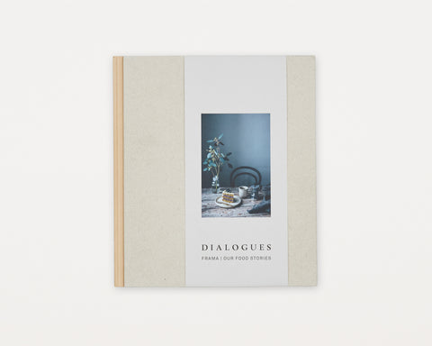 Our Food Stories Dialogues book | FRAMA COLLECTION