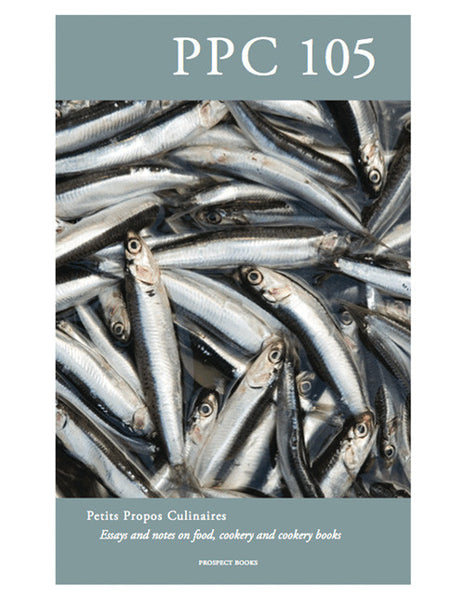 PPC (Petits Propos Culinaires) 105 (April 2016) - Ancient Fish Sauce in a Modern World