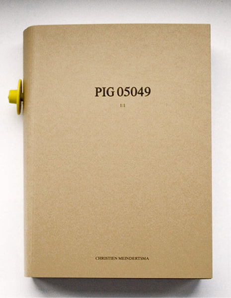 PIG 05049 : Christien Meindertsma [5th edition]