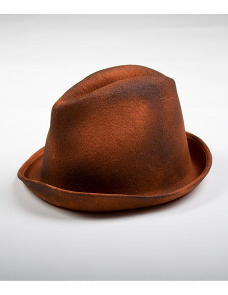 Caracter wool hat | REINHARD PLANK - DAMAGE Playground