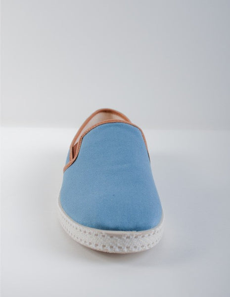 RIVIERAS | Long Champs Bleu