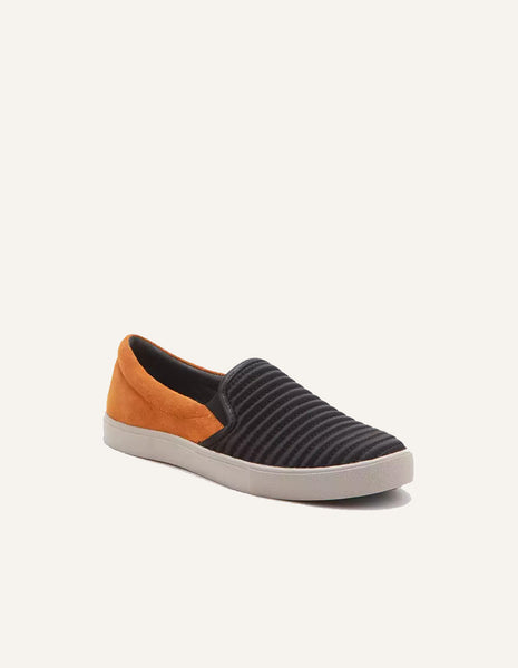 Slip On Mustard Black Stone | UNITED NUDE