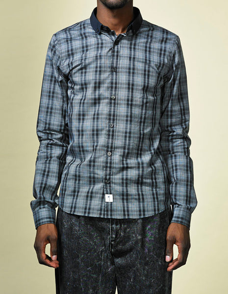 Storm Cotton Check shirt | SMITH-WYKES