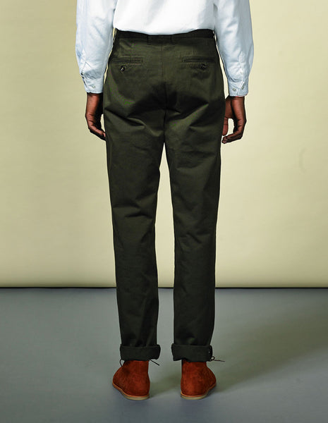 Pleated trousers | SMITH-WYKES