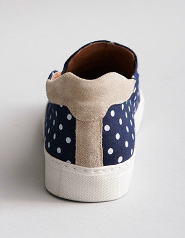 Dog Canvas slip on shoes | SOULLAND