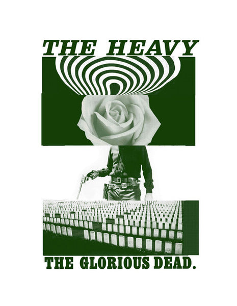 THE HEAVY - The Glorious Dead ltd editon (Lp / Vinyl)