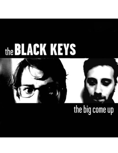 BLACK KEYS - The Big Come Up (LP / Vinyl) - DAMAGE Playground