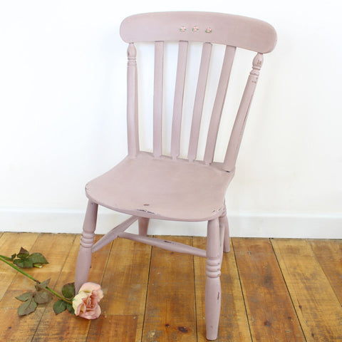 Pink Childs Chair