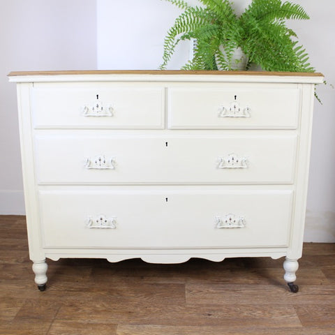 Upcycled Chest of Drawers by Tiddler & Fox