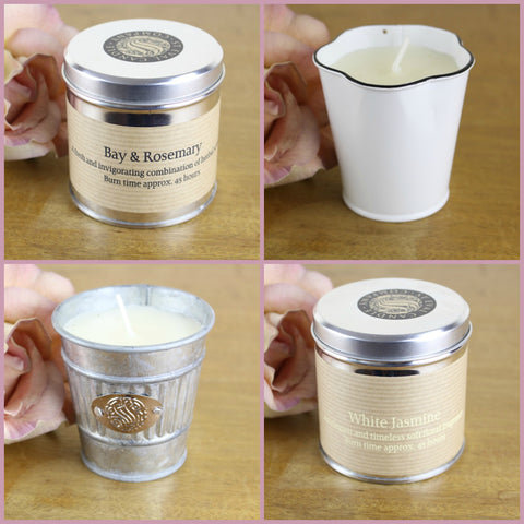 St Eval Scented Candles by Tiddler & Fox