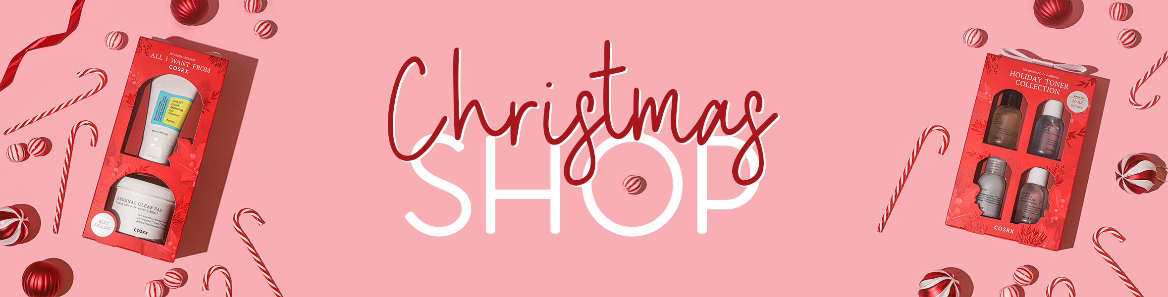 CHRISTMAS SHOP collection banner image
