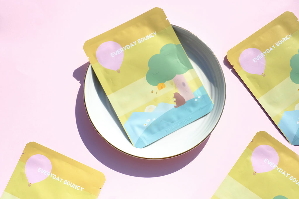 PACKage Everyday Bouncy Mask