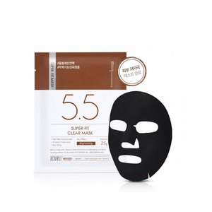 Super-Fit Clear Mask