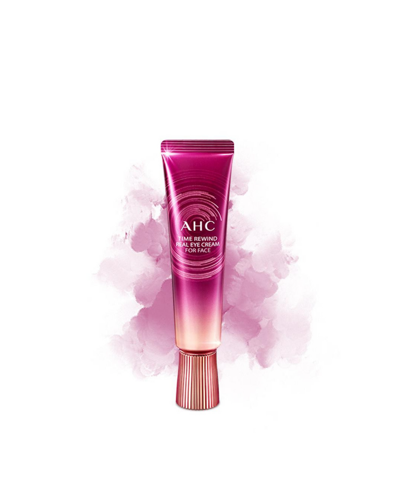 A.H.C. Time Rewind Real Eye Cream For Face Switzerland