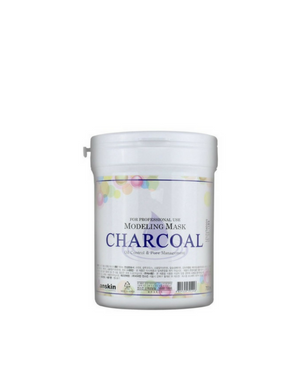 Modeling Mask - Charcoal [Oil Control & Pore Management]
