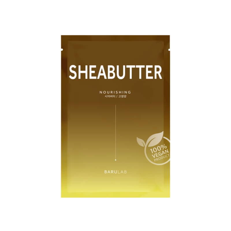 [BARULAB] The Clean Vegan SHEABUTTER Mask Switzerland