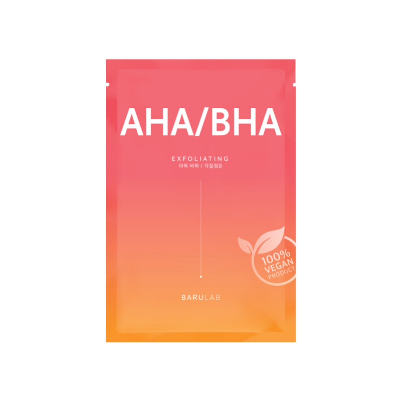 [BARULAB] The Clean Vegan AHA / BHA Mask Switzerland