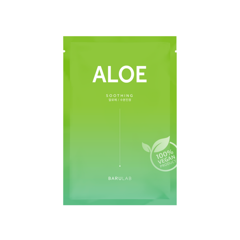 [BARULAB] The Clean Vegan ALOE Mask Switzerland