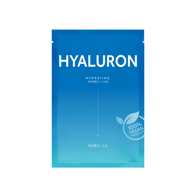 [BARULAB] The Clean Vegan Hyaluron Mask Switzerland
