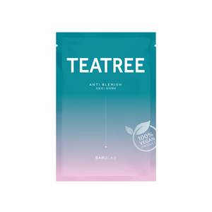 The Clean Vegan TEA TREE Mask - Anti Blemish