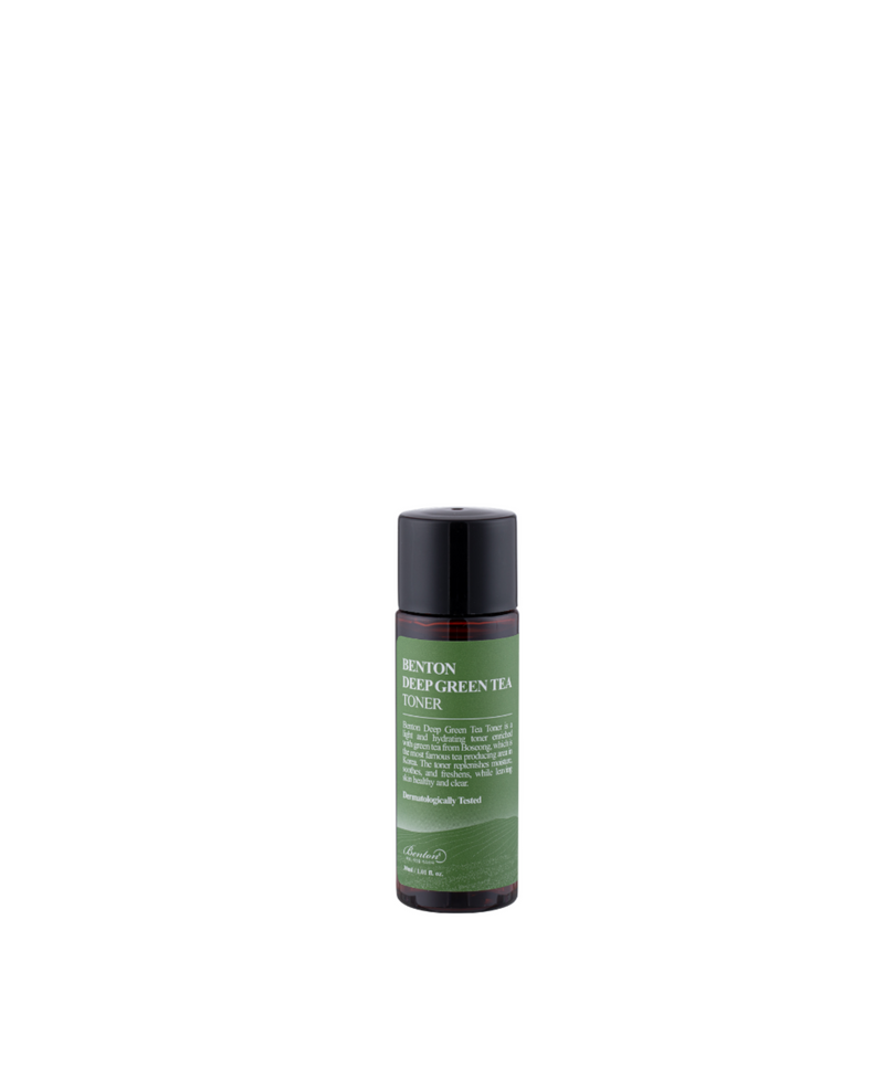 Benton Deep Green Tea Toner Switzerland - MInis