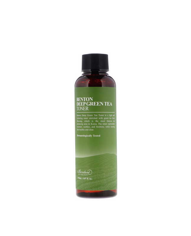 Deep Green Tea Toner