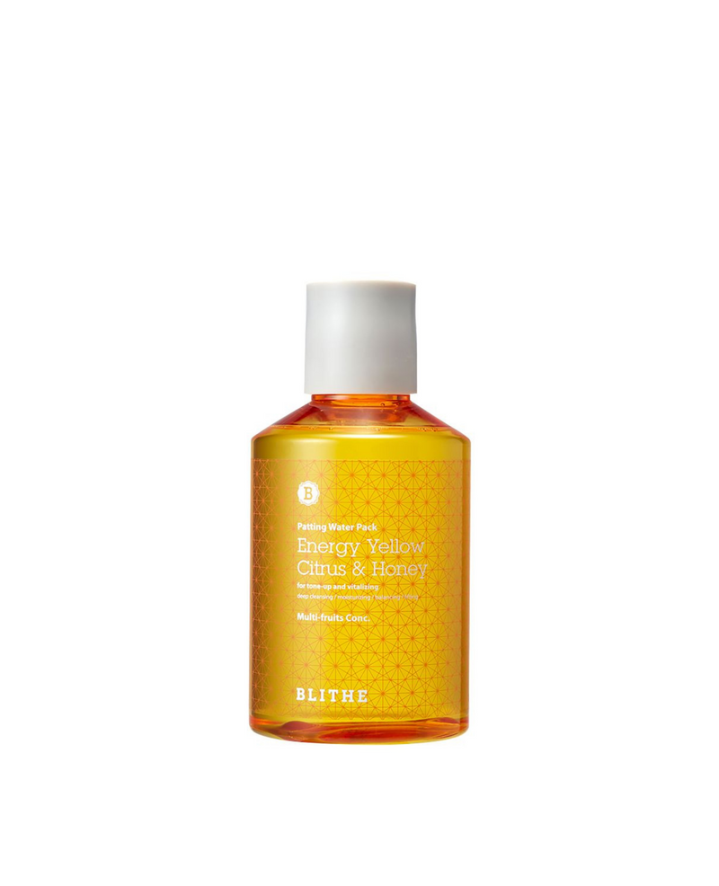 BLITHE Patting Splash Mask - Yellow Citrus & Honey Switzerland