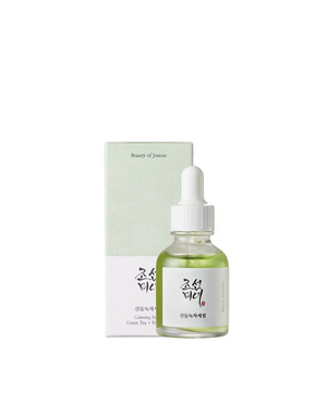 Calming Serum : Green tea + Panthenol
