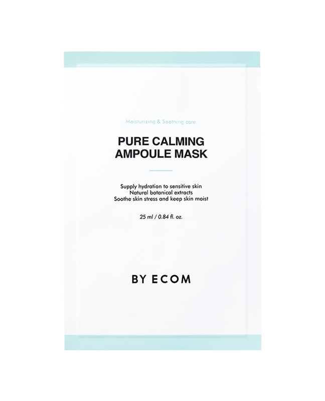 Pure calming Ampoule Mask