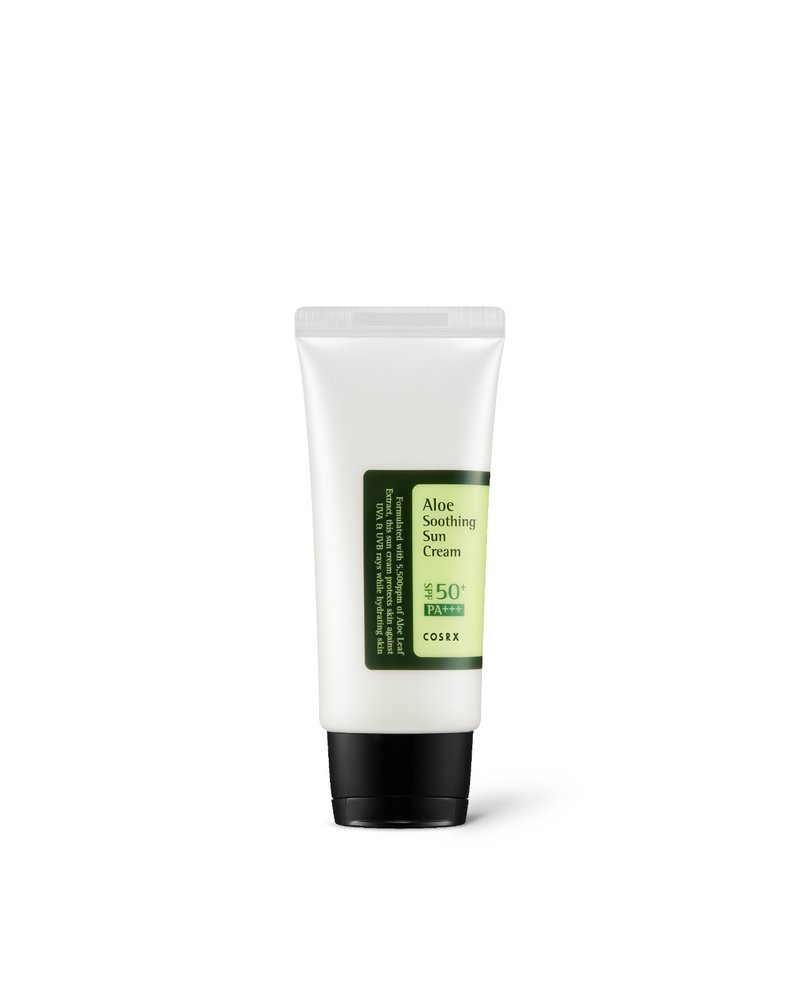 [COSRX] Aloe Soothing Sun Cream SPF50 PA+++ Switzerland