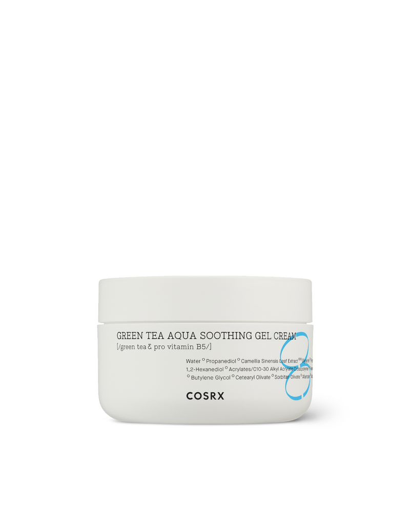 [COSRX] Green Tea Aqua Soothing Gel Cream Switzerland