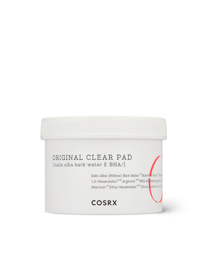 [COSRX] One Step Original Clear Pad Switzerland
