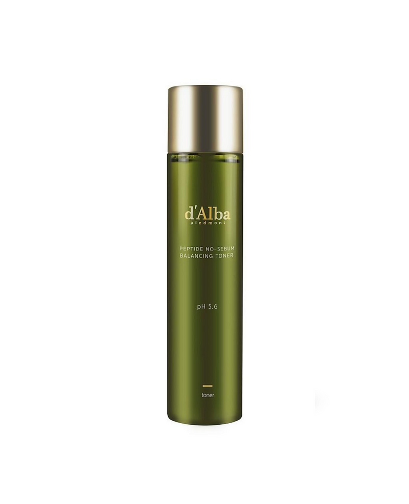 [D'ALBA] Peptide No-Sebum Repair Toner Switzerland