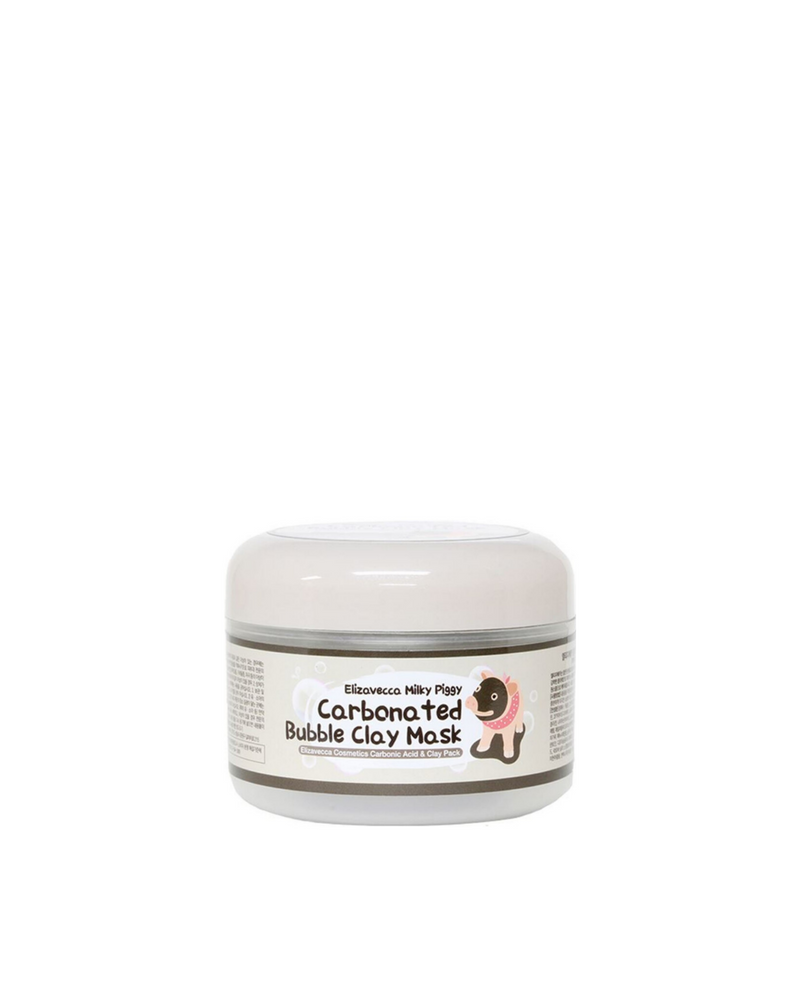 ELIZAVECCA Carbonated Bubble Clay Mask Switzerland