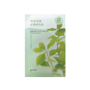 Green Tea Infused Water Mild Sheet Mask